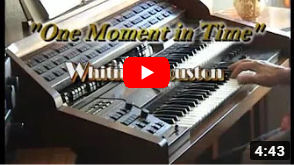 Wersi WEGA CD600 Orgel One Moment in Time