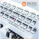 Folder Wersi OAX Product Range 2016