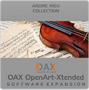 Andre Rieu Collection - voor Sonic OAX Orgels
