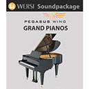 WERSI Grand Pianos Soundpack