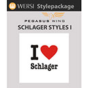 WERSI Duitse Schlager Style Package 1