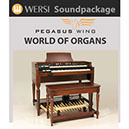 WERSI World of Organs Soundpack