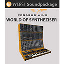 WERSI World of Synthesizer Soundpack