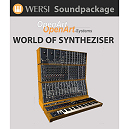 Wersi World of Synthesizer Soundpakket voor OAS Orgels